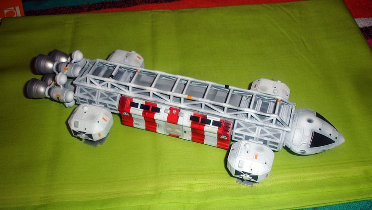 Starship Modeler Store: 1/72 Space 1999: Eagle Transporter Mask Set