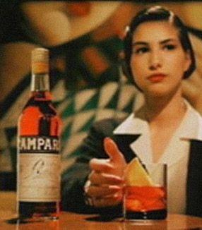 La storia del marchio Campari
