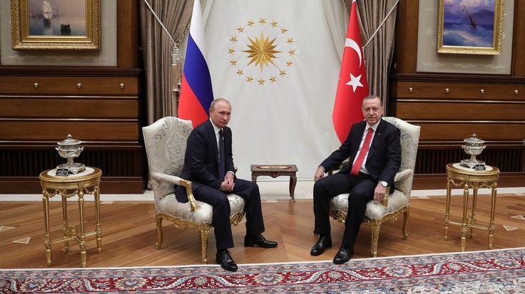 9/29/17 Russia tempers Erdogan's threats against Iraqi Kurdistan  Major Russian interests in Iraqi Kurdistan's energy sector are seen as having a bearing on Turkey's threatening response to the Kurdish independence referendum.