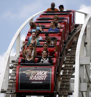 Seabreeze Amusement Park  Rochester, NY