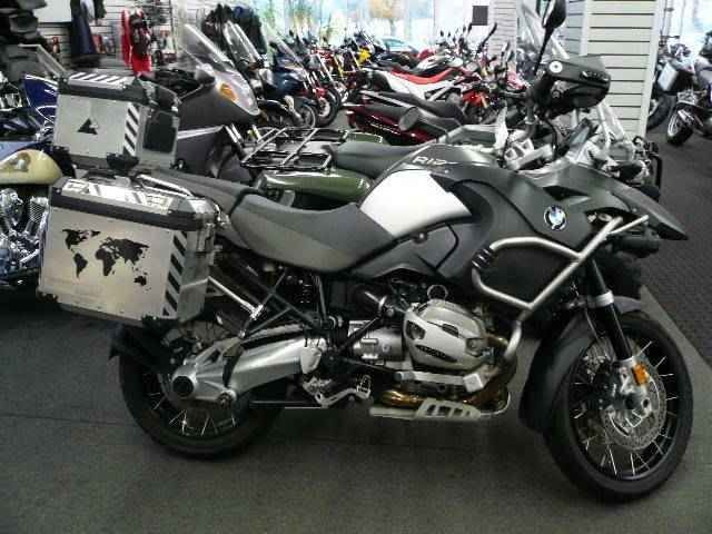 Used 2010 BMW R 1200 GS Adventure Motorcycles For Sale in Ohio,OH. Wherever you are, get ready for it: Whether taking a quick trip to the nearest mountains or setting off for a different continent to discover faraway new cultures. Range is not a problem with a tank capacity of 33 liters. Robustness? The G 1200 GS Adventure looks as if it had invented the term - and it certainly has defined it in the motorcycle world. This is partly due to the range of features which have become almost as…