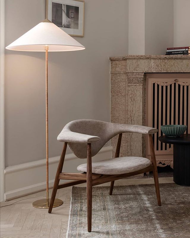 Paavo Tynell That Designed The 9602 Floor Lamp Back In 1938 Was Known As The Man Who Illumi Scandinavian Furniture Design Floor Lamp Design Furniture Design