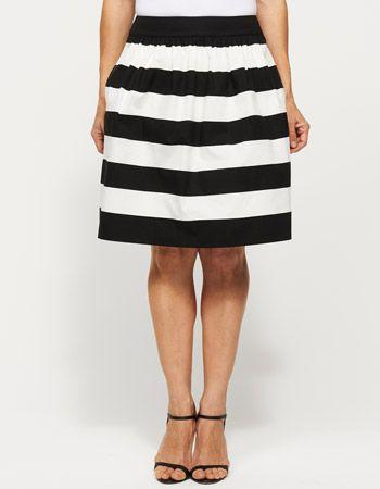 Sasha 50'S Drindle Skirt