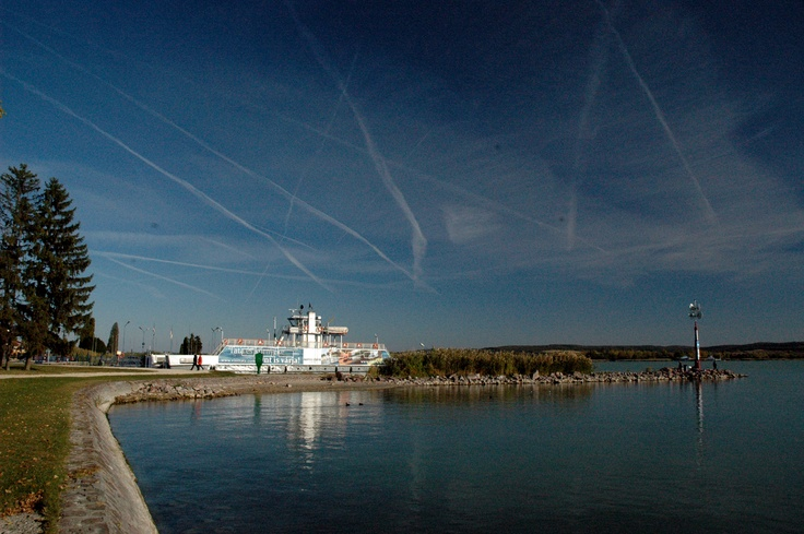 Port in Tihany