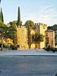 ESPAÑA TOLEDO. Castillo nuevo de los judíos