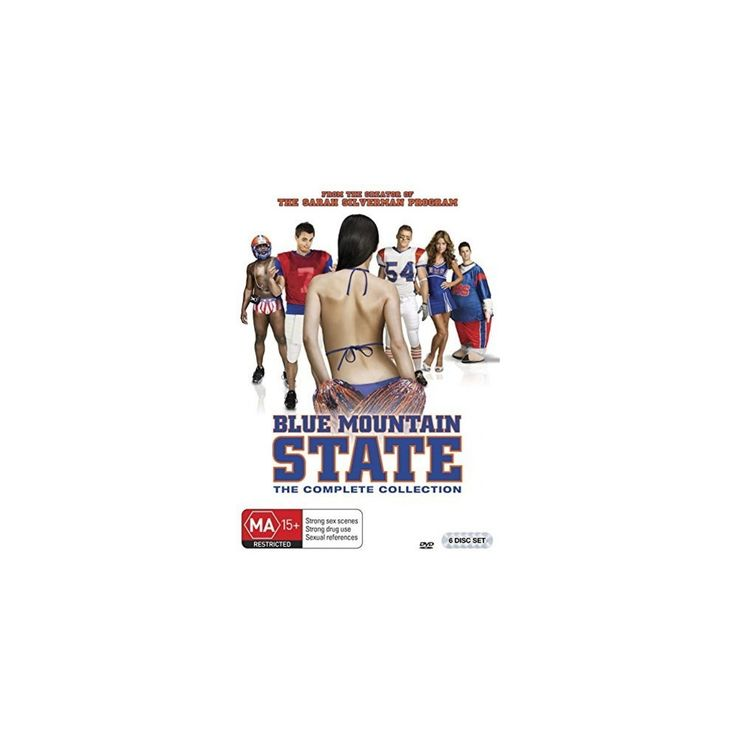 Blue Mountain State: Complete Collection (Dvd)