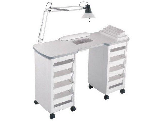Table Manucure Mobilier Beauté Esthétique MAUI AGV