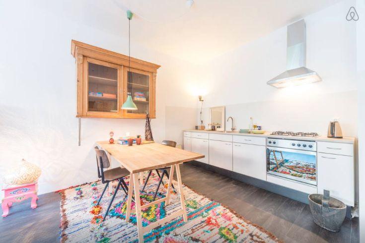 Unique Airbnb Apartment in Amsterdam