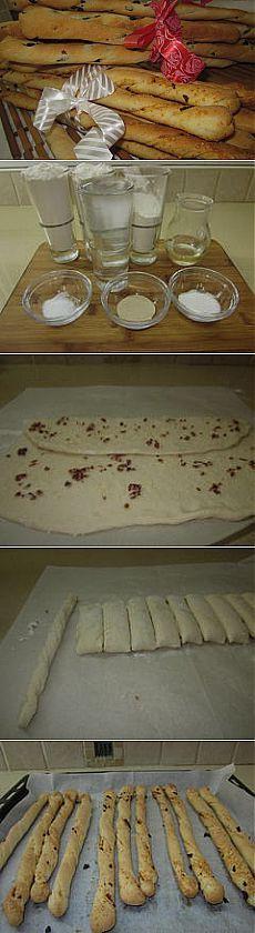 Как приготовить итальянские хлебные палочки «Гриссини»? | SUPRA – мы говорим на одном языке
