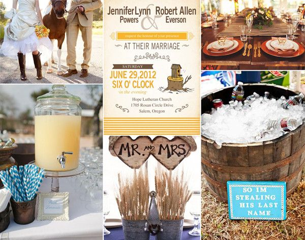 17 Best Images About Caribbean Weddings Ideas For Brides: 17 Best Ideas About Country Themed Weddings On Pinterest