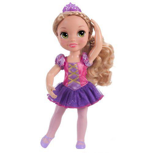 My First Disney Princess Ballerina Rapunzel Doll