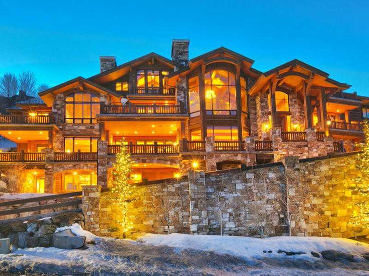 House for sale at 10663 n summit view drive park city ut for Utah house