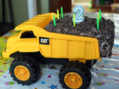 Just for the birthday boy- wish I had thought of this when Zachary was little! Is 17 too old?