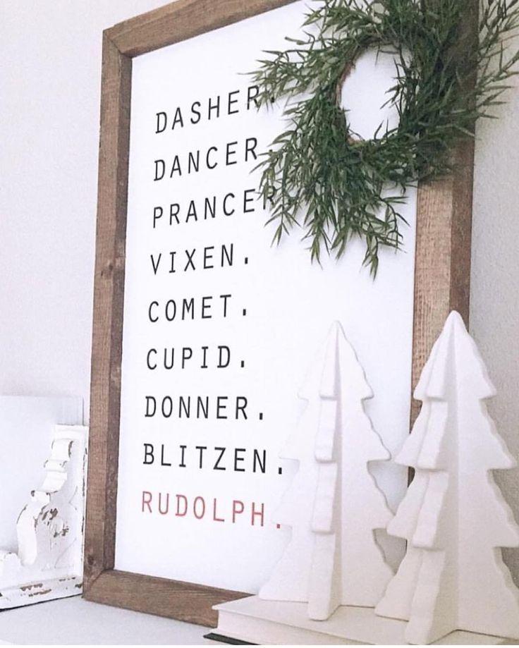 Christmas + Holiday Decor #home #homedecor