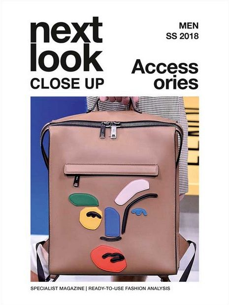 Next Look Close Up Men SS 2018 Accessories