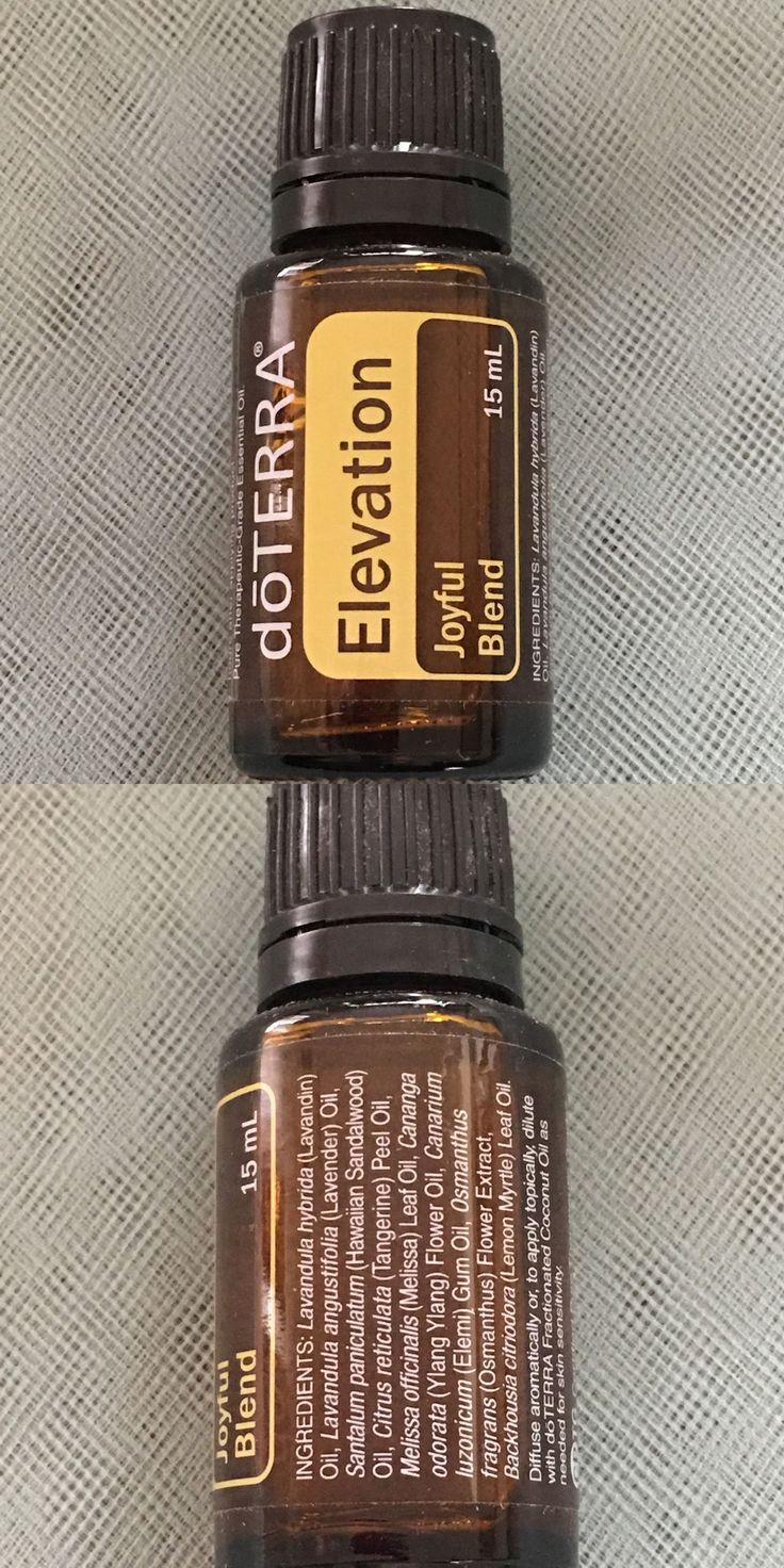 Aromatherapy: Doterra Elevation Joyful Blend Essential Oil 15Ml: Lavender Melissa Ylang Ylang+ -> BUY IT NOW ONLY: $31.0 on eBay!
