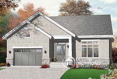 Plan de maison no. W3277 de dessinsdrummond.com
