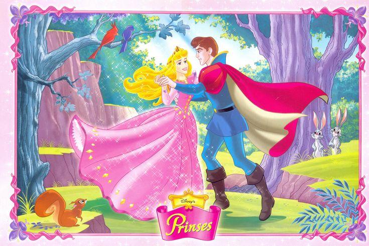 Prince Philip and Princess Aurora - disney-couples Photo