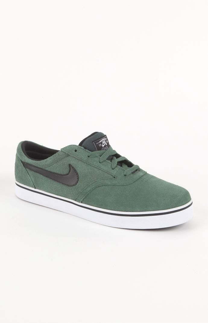 (Limited Supply) Click Image Above: Mens Nike Shoes - Nike Vulc Rod Green