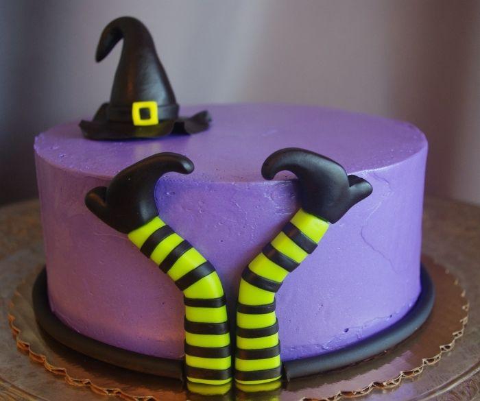 1001 Modèles De Gâteau D Halloween Fantasmagoriques