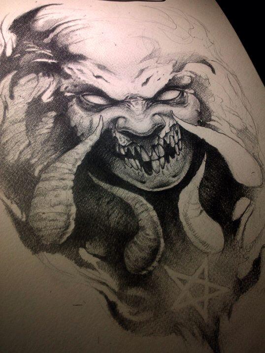 ave satanas by AndreySkull on @DeviantArt