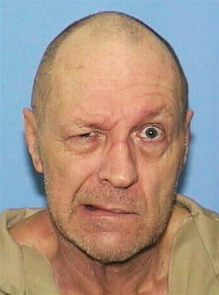 If you were going to tell someone to try to look like a serial killer in their mugshot, I'd bet this was the face they would make. This is, in fact, a serial killer.