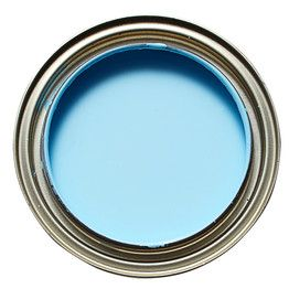 A hue like Benjamin Moore's Pool Party (2059-50) blends ceiling into sky while being pale enough to augment light