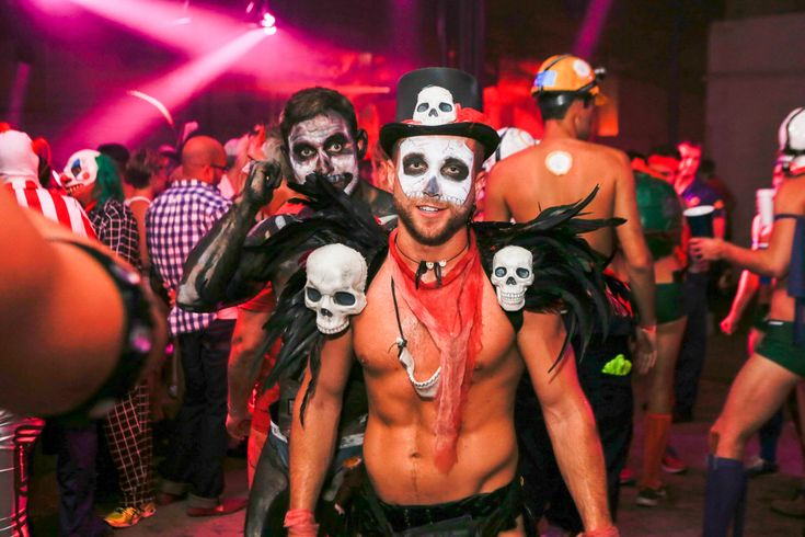 halloween events near destin fl