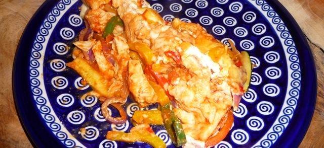 Mexicaanse Kip Enchiladas recept | Smulweb.nl