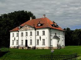 Choroszcz- palac Branickich -Poland