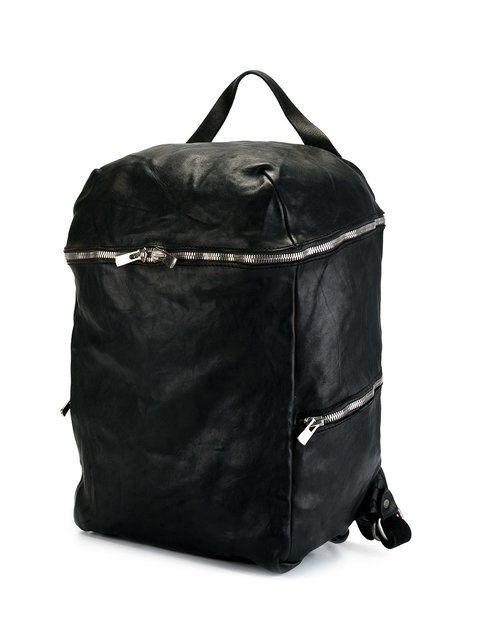 Guidi Zip Up Backpack  11a951c23f2eb