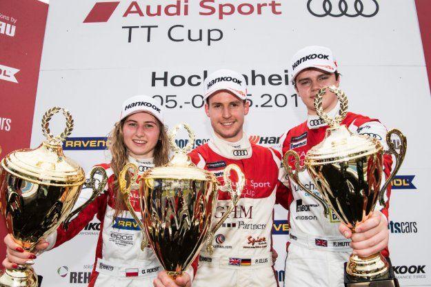 Sukces Gosi Rdest, dwa razy druga podczas Audi Sport TT Cup  @AudiPolska @audisport @GosiaRdest https://www.moj-samochod.pl/Sporty-motoryzacyjne/Gosia-Rdest-dwa-razy-druga-podczas-Audi-Sport-TT-Cup