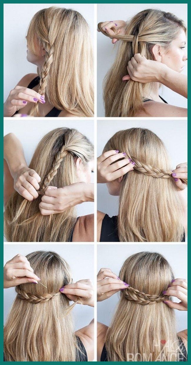 37 Best Cute Easy Hairstyles For Medium Hair In 2020 Hair Lengths Medium Hair Styles For Women