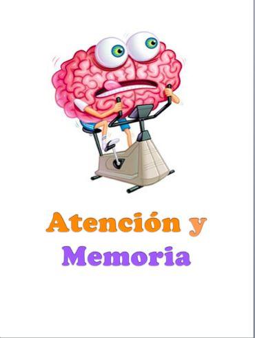 Actividades para  la a tención y memoria.