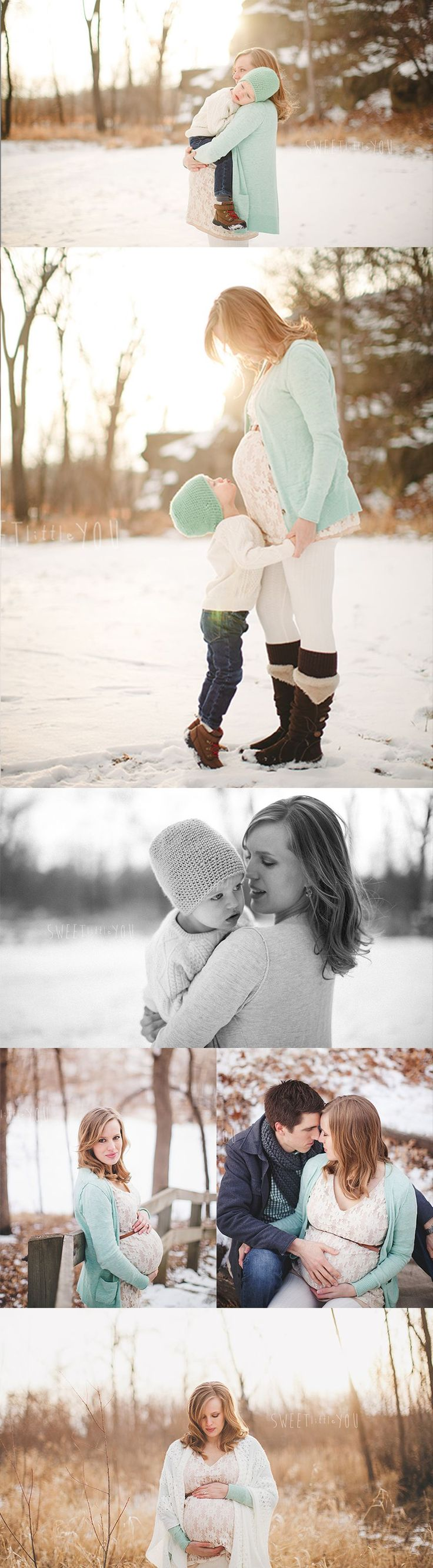 Pasadena Maternity Photographer {Chris + Kayla}