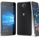 Microsoft annonce le Lumia 650 un nouveau smartphone milieu de gamme