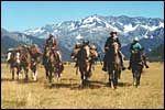 View web site for ALPINE HORSE SAFARIS - Hawarden, North Canterbury