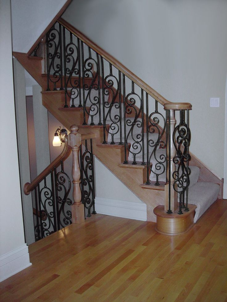 Best 30 Best Round Series Iron Baluster Stair Patterns Images 400 x 300