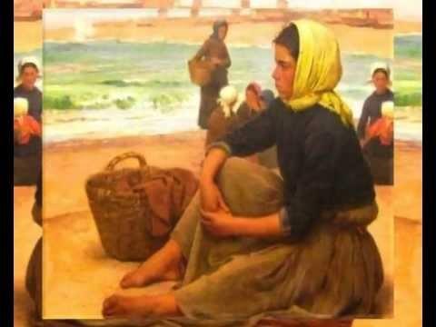 *HD*   Amalia Rodrigues - Fado Malhoa  &  Portuguese Artists` Paintings