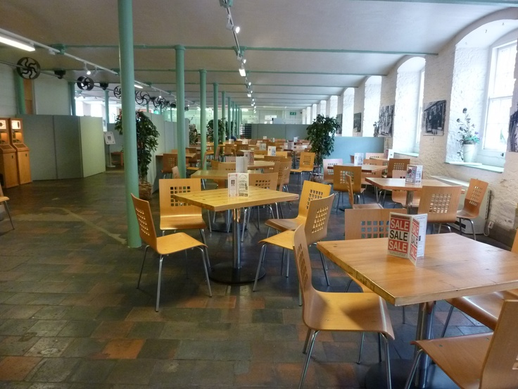 New Lanark Visitor Centre Cafe