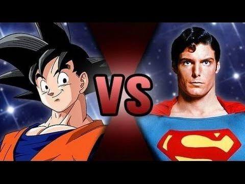 Goku VS Superman | DEATH BATTLE! | ScrewAttack! - YouTube