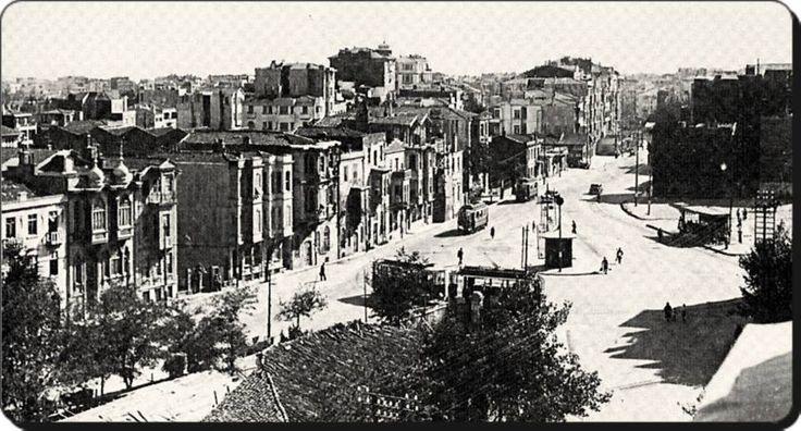 1942 şişli meydanı