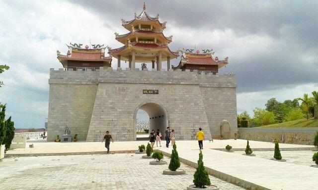 Kijang temple