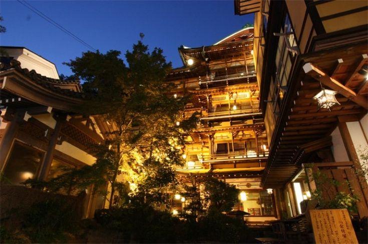 湯田中渋温泉郷の貴重な文化財の宿・老舗宿5選 - トラベルブック