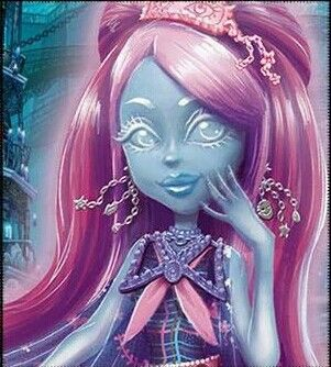 Monster high haunted