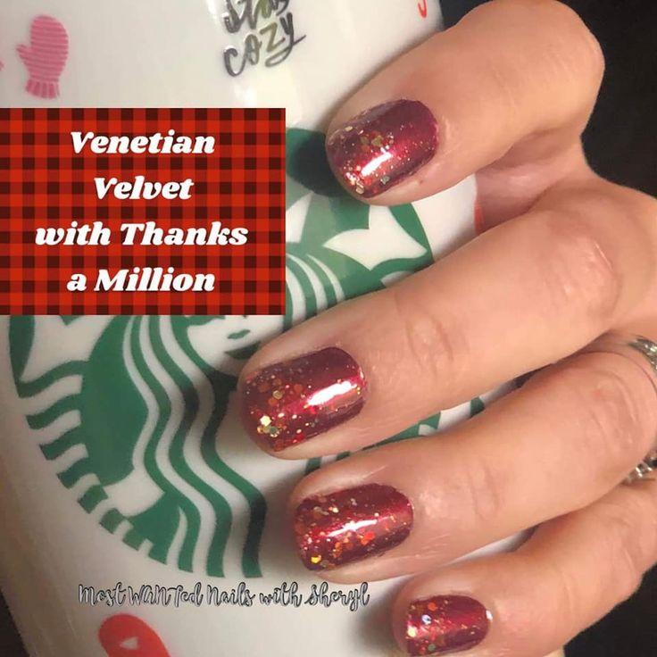 Venetian Velvet And Thanks A Million