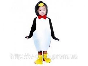 Костюм пингвина грн