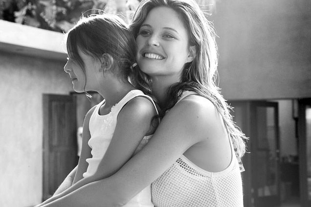 """""""Multi-tasking products save me every day, which is why I try to develop as many of them as humanly possible.""""  http://www.theglow.com/josie-maran/?i#17: Parents, Josie Maran, Mothers Daughters, Photos Shoots, Baby, Glow, Families Time, Beautiful Products, Photography Inspiration"""