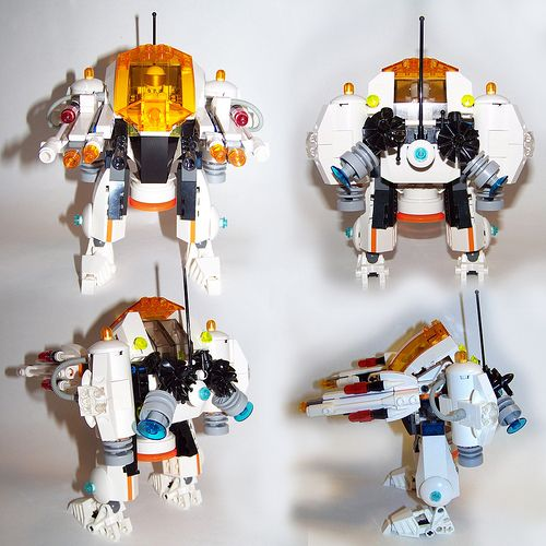 LEGO - Mars Mission - Sentinel - Multiview 1 | by Slayerdread