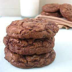 Chocolate Chubbies. These cookies are decedant! Very easy and ...